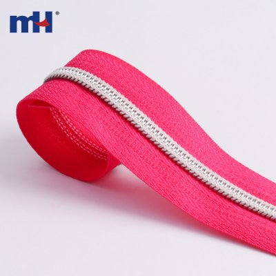 0223-003-1 #5 Nylon Zipper Long Chain