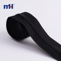 0223-001- #5 Nylon Zipper Long Chain