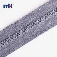 0237-600 #5 Plastic Zipper Long Chain