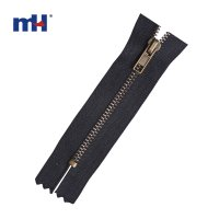 0240-1A #3 anti-brass jeans zipper