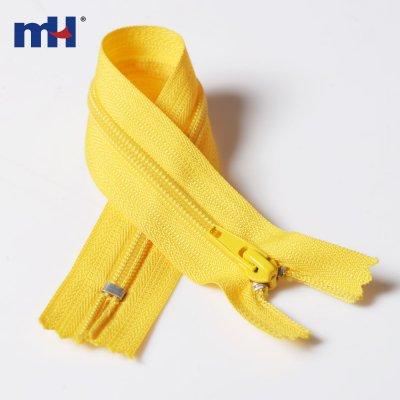 0221-10 #4 closed end zipper