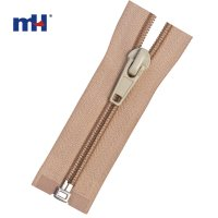 0224-10 open end coil zipper