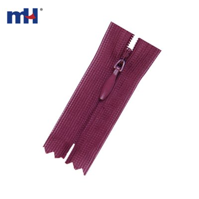 0286-60 invisible zipper