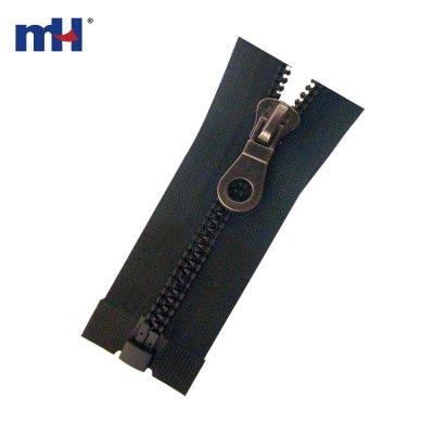 0287-8023 #5 plastic zipper