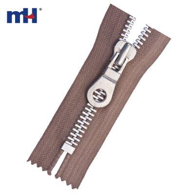 0285-03 #10 Aluminum Zipper