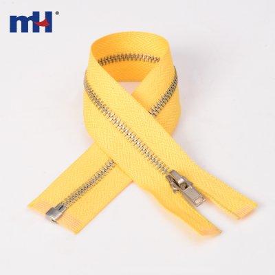 0244-40 #3 brass zipper