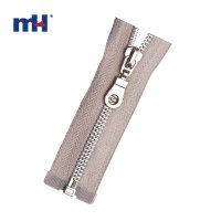 0271-14 # Nickel brass zipper