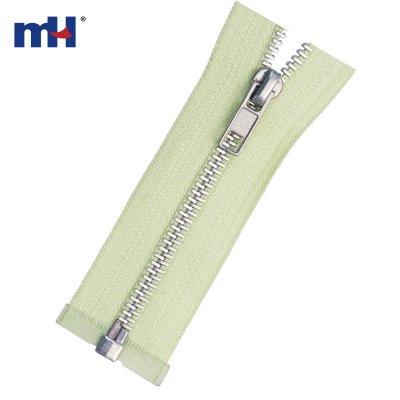 0282-13A #3 aluminum zippers