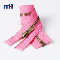 0251-303 #5 anti-brass zipper