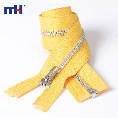 0283-1419 #5 aluminum zipper