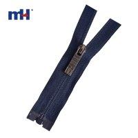 0222-0970 reverse nylon zipper