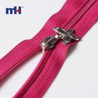 0222-0509-1 #5 open end zipper