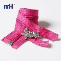 0222-0509 #5 open end zipper