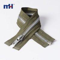 0284-13 #8 aluminum zipper